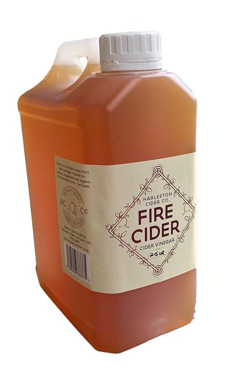 Fire Cider Vinegar (2.5L Jerrycan)