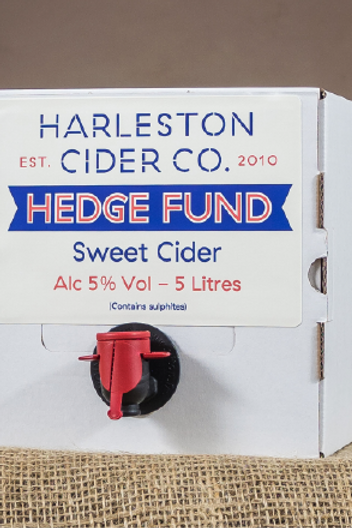 5L Hedge Fund (Sweet) - 5% ABV
