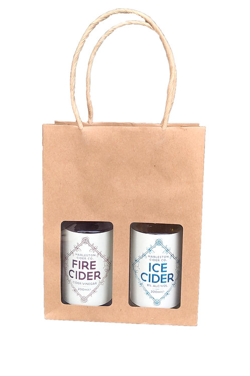 Fire & Ice Gift Set (200ml each)