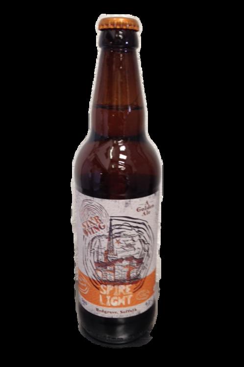 Spire Light 4.2% (Star Wing Brewery)