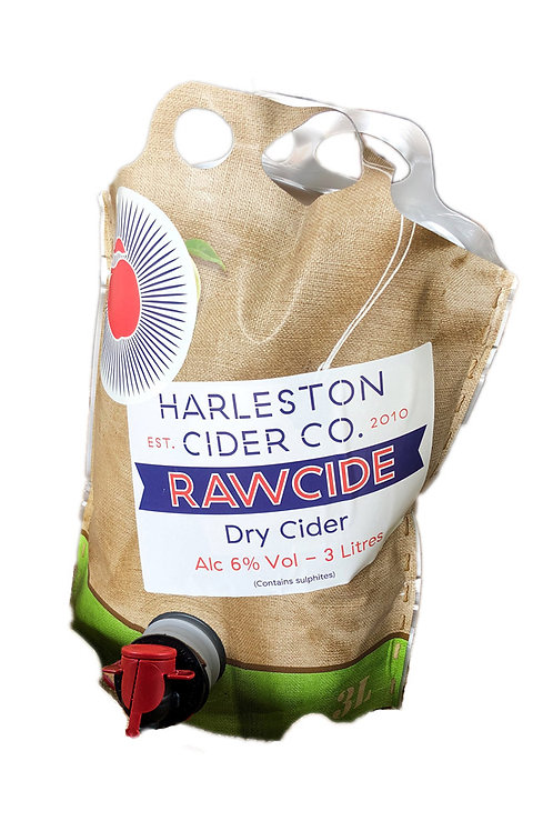 3L Rawcide (Dry) - 6% ABV