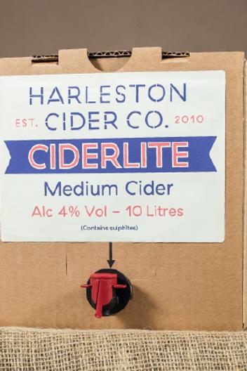 10L Ciderlite (Medium) - 4% ABV
