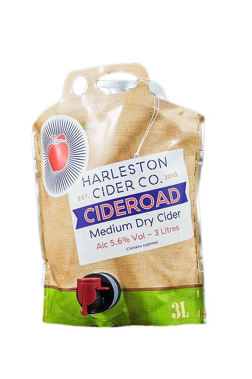 3L Cideroad (Medium-Dry) - 5.6% ABV