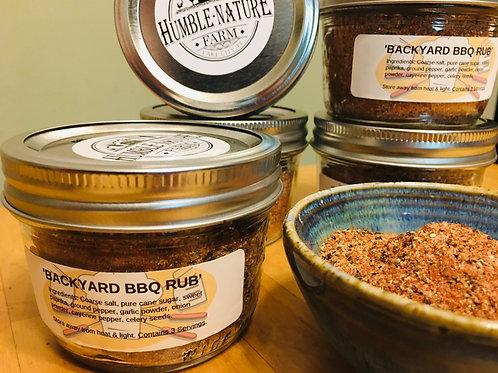 Backyard BBQ Spice Rub