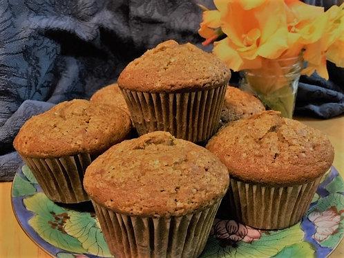 Gluten, Dairy & Soy Free Pumpkin Muffins