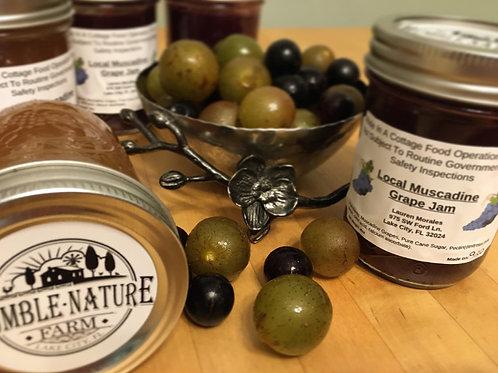 Muscadine Grape Jam