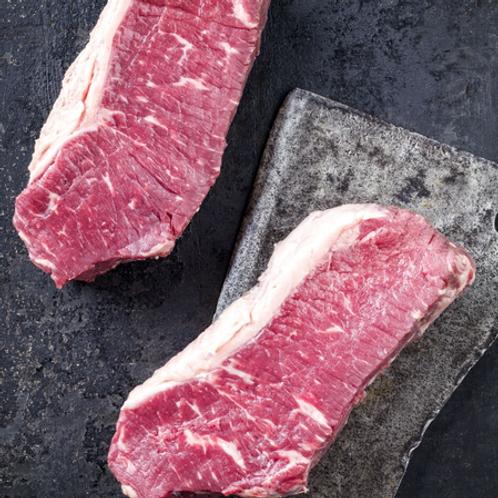 Steak: New York Strip