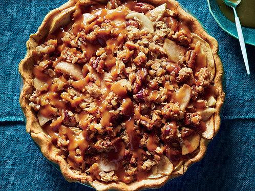 Carmel Apple Pie