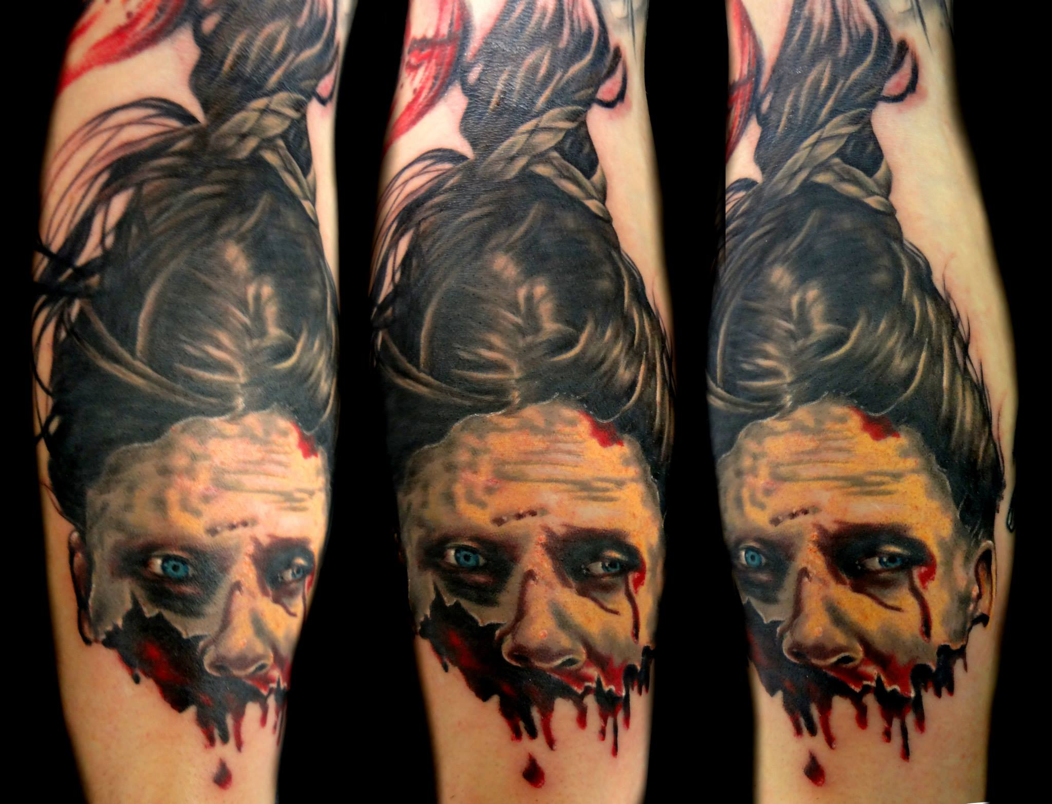 portrait gore - right forearm