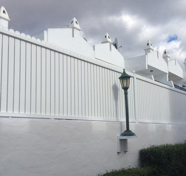 Lacado blanco