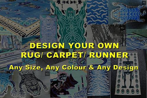 Custom Design Rug 027
