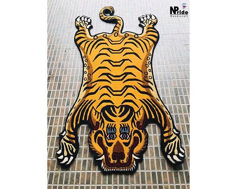 Tibetan Tiger Rug Medium 075