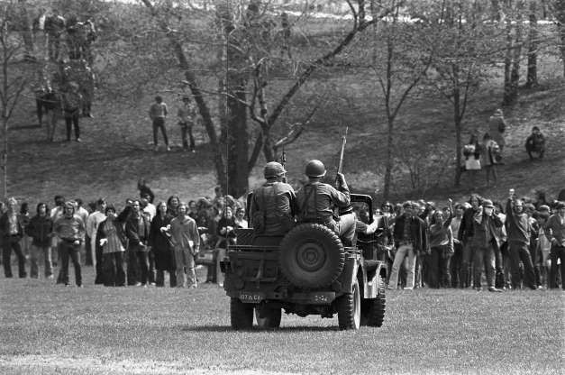 50 years ago today, May 4, 1970. I was only 9 but I #RememberKentState