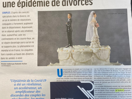 La Réunion face à une épidémie de divorces. Maître ROBERT répond au JIR