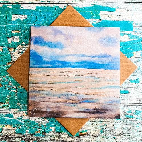 Blank Card: Calming