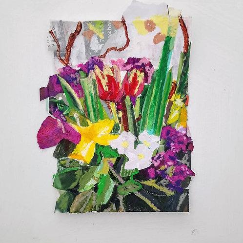 Series: Study of Spring Flowers (1-3)