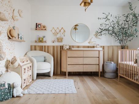 Leoni Colette's Nursery Reveal