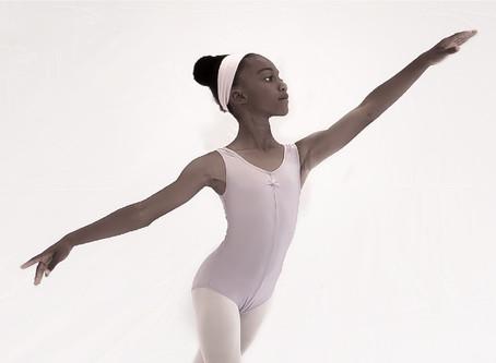 Good Luck Ava!  //  Royal Ballet School