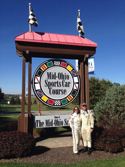Facebook - Ok here are the results for Stricklands at the Mid Ohio race weekend.