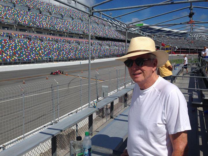 Facebook - Watching the Formula 1000 races at Daytona
