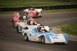 Facebook - Sunday race lap 4 or 5
