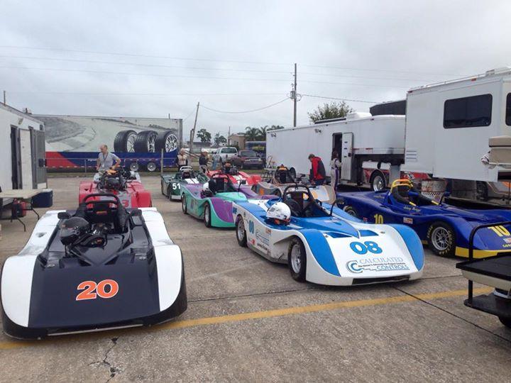 Facebook - 71 SRFs will be racing this weekend