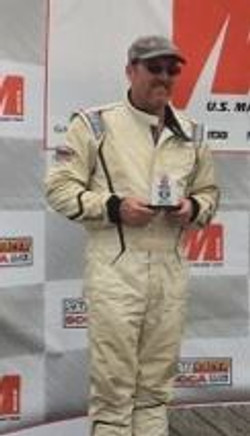 Facebook - Calculated Controls finished in 3rd Place this weekend at the SCCA Te