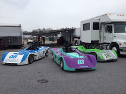 Facebook - The Spec Racer Sports compound gettin ready for Friday night ring tos