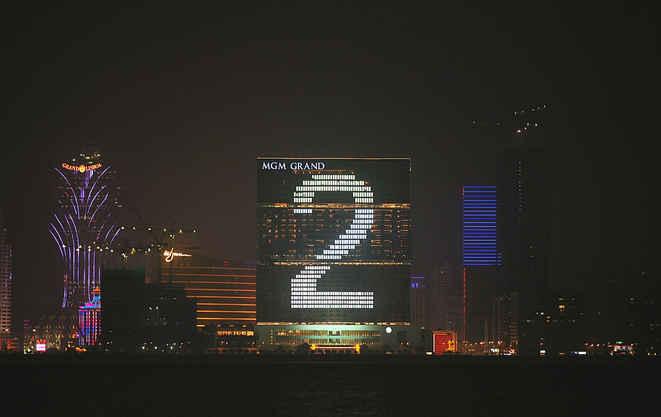 MGM Grand Casino Macau - Opening Ceremony