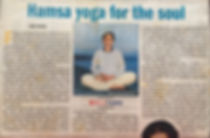 Kriyacharya Jyoti Times Of India 2004