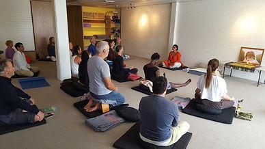 Kriya Yoga Class
