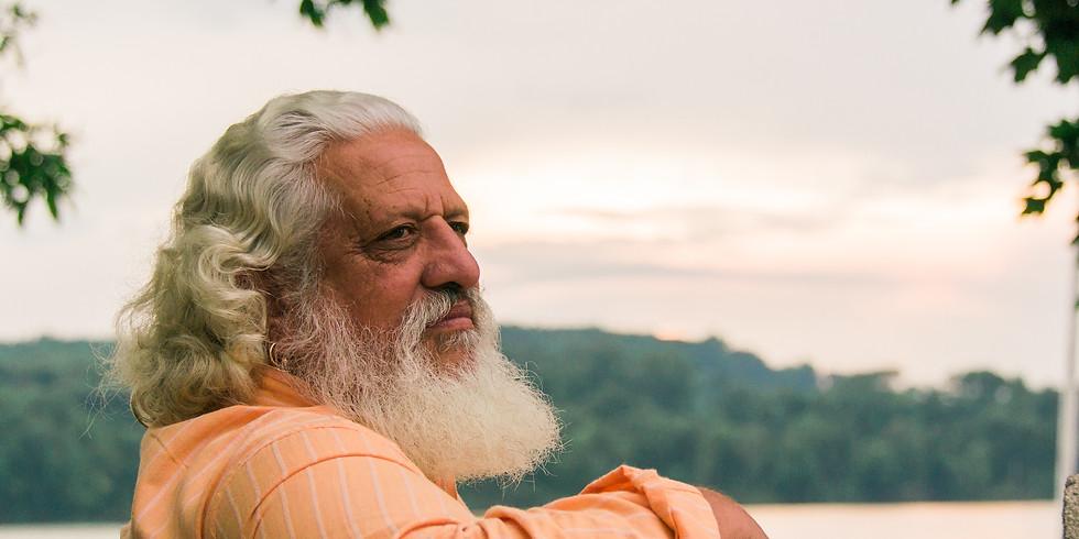 Livingness Webinar LIVE with Yogiraj Siddhanath