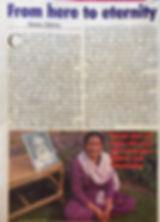 Kriyacharya Jyoti Indian Express 2002