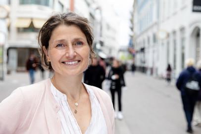 Erhvervsfotograf Maiken Kestner - portræt af Innovationskvinde