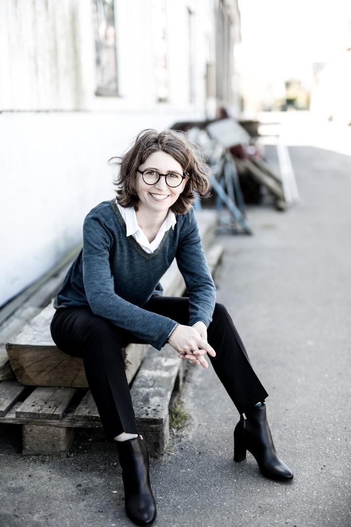 Fotograf Maiken Kestner - Portræt Laetitia