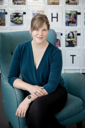 Fotograf Maiken Kestner - Brandingshoot Mette
