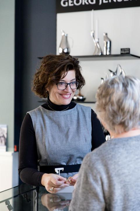 Brandingfotograf Maiken Kestner - portræt af smukkebutik