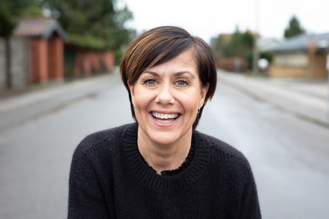 Fotograf Maiken Kestner - Portræt Helga