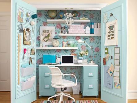Genius Home Office Ideas