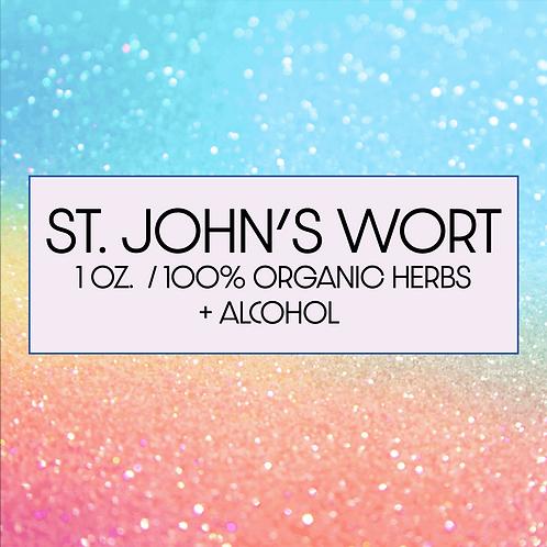 St. John's Wort Tincture