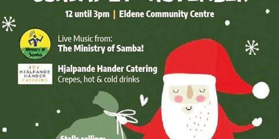 Eldene Christmas Fayre and Fun Day