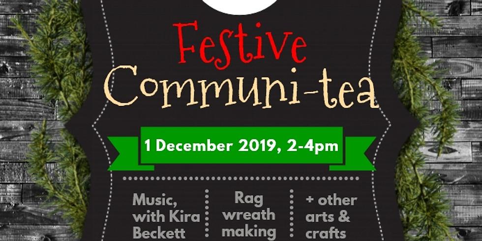 Festive Communi-tea 2019