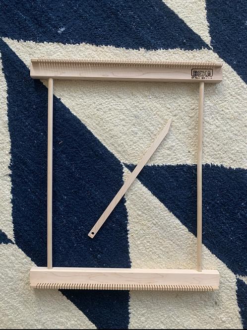 LOOM: 14 Inch Portable Weaving Frame Loom