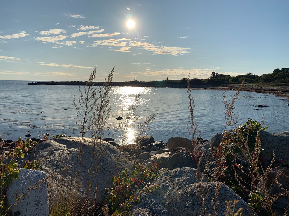 September Sunrise, Rockport, MA: Photo by Martha Clark Scala