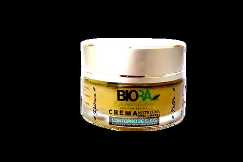 Crema Nutritiva contorno de ojos 20 gr.
