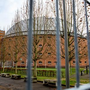 Exterieur Koepelgevangenis