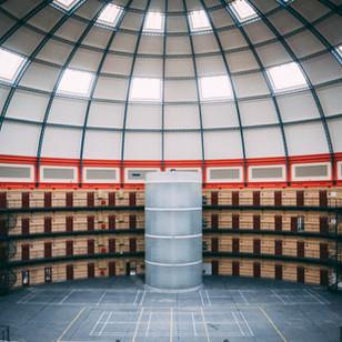 Interieur Koepelgevangenis