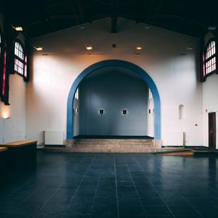 Interieur rechtbank