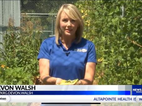 Gardening Program Helping Rehabilitate Juvenile Offenders