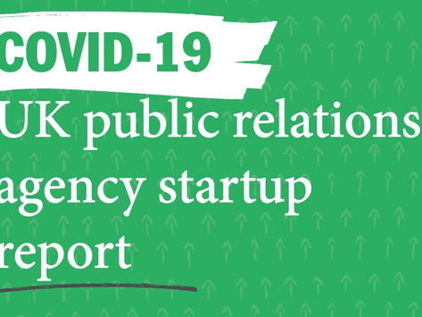 Second Mountain Comms features in COVID-19 PR agency startup report